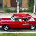 Red Bel Air by Juan Carlos Ferro Duque