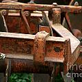 Old Mowing Machine by Doc Braham