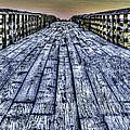 Old Pitt St Bridge by Dale Powell