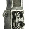 Old Still Camera by Michal Boubin
