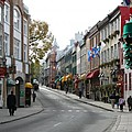 Old Town Quebec - Canada by Christiane Schulze Art And Photography