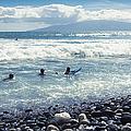 Olowalu Maui Hawaii by Sharon Mau