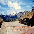 Oscar Wilde by Ale Nelson