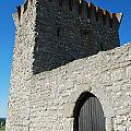 Ourem Castle by Luis Alvarenga