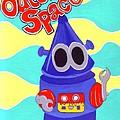 Outer Space by Lynnda Rakos