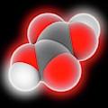 Oxalic Acid Molecule by Laguna Design