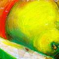 Pair Of Pears by Debi Starr