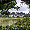 Palacio Quitandinha - Petropolis Brazil by Jon Berghoff