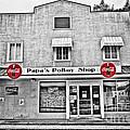 Papa's Poboy Shop by Scott Pellegrin