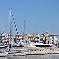 Pasalimani Port by George Atsametakis