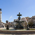 Pedro Iv Square by Andre Goncalves