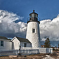 Pemaquid Point Lighthouse 4897 by Guy Whiteley