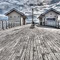 Penarth Pier 3 by Steve Purnell