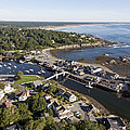 Perkins Cove, Ogunquit by Dave Cleaveland