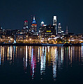Philadelphia Reflections by Bill Cannon