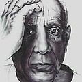 Picasso by Guillaume Bruno