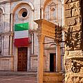 Pienza Tuscany by Brian Jannsen