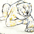 Polar Bear by Kurt Tessmann