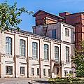 Polytechnic Institute Of Kiev by Alain De Maximy