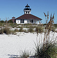Port Boca Grande Lighthouse by Christiane Schulze Art And Photography