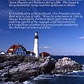 Portland Head Lighthouse by Skip Willits