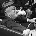 President Franklin Roosevelt by Underwood Archives