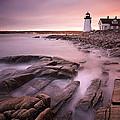 Prospect Harbor Light by Patrick Downey