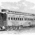 Pullman Car, 1869 by Granger