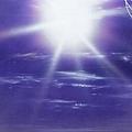Purple Aura II by Christian Chapman Art