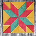 Quilting The Barn  by Jamie  Smith