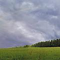 Rainbow After A Storm by Joseph LaPlaca