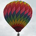 Rainbow Balloon by Jamie  Smith