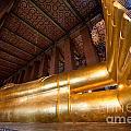 Reclining Buddha by Yew Kwang