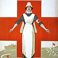 Red Cross Poster, C1917 by Granger