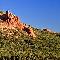 Red Rock Formation Sedona Arizona 27 by Douglas Barnett