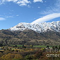 Remarkables Mountains by Lines