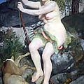 Renoir's Diana by Cora Wandel