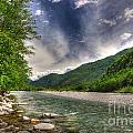 River by Mats Silvan