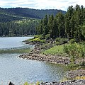 River Reservoir by Pamela Walrath