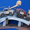 Road Rage by Stuart Swartz