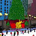 Rockefeller Center by Wade Binford