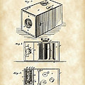 Roll Film Camera Patent 1888 - Vintage by Stephen Younts