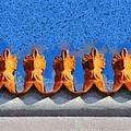 Roof Decoration by George Atsametakis