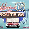 Route 66 by Milena Boeva