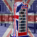 Royal Telephone Box by David French