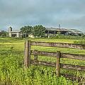 Rural Farm by Jane Luxton