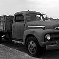 Rusty Ford Truck 2 by Glenn Aker
