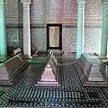 Saadian Tombs 2 by Teresa Ruiz
