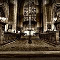 Saint Marks Episcopal Cathedral by Amanda Stadther