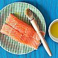Salmon Fillets by Tom Gowanlock